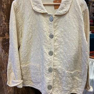 Habitat cotton quilted chore coat